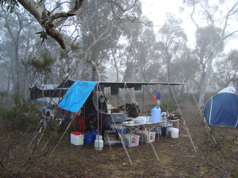 Photo: Car-Camp-Wog-Wog(Budawangs)