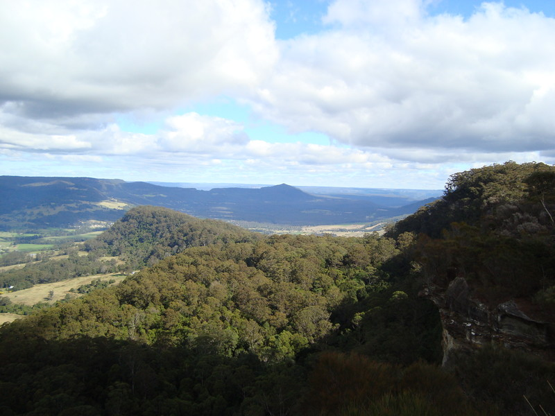Photo: Kangaroo-Valley-from-Les-Lambert-Lookout